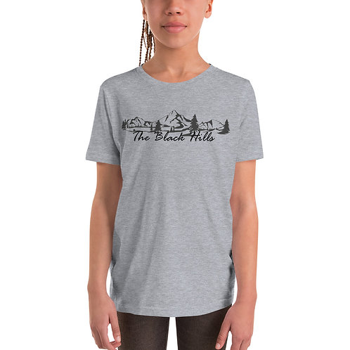 Black Hills Youth Short Sleeve T-Shirt
