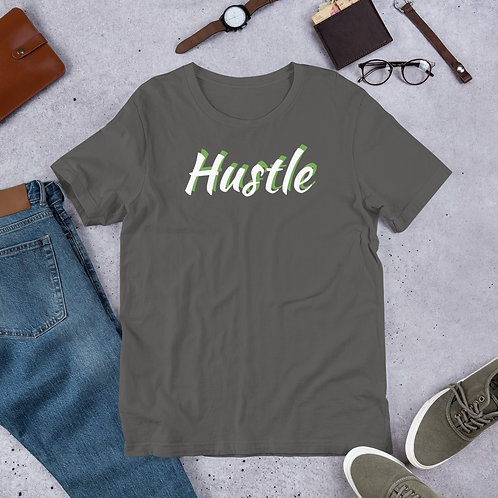 Hustle Short-Sleeve Unisex T-Shirt