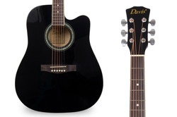 Davis Musical Instruments-DA-4107-BLK_2