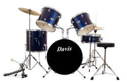 Davis Musical Instruments- DRS-03-BLS_0