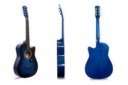 Davis Musical Instruments-JG38C-BLS_1
