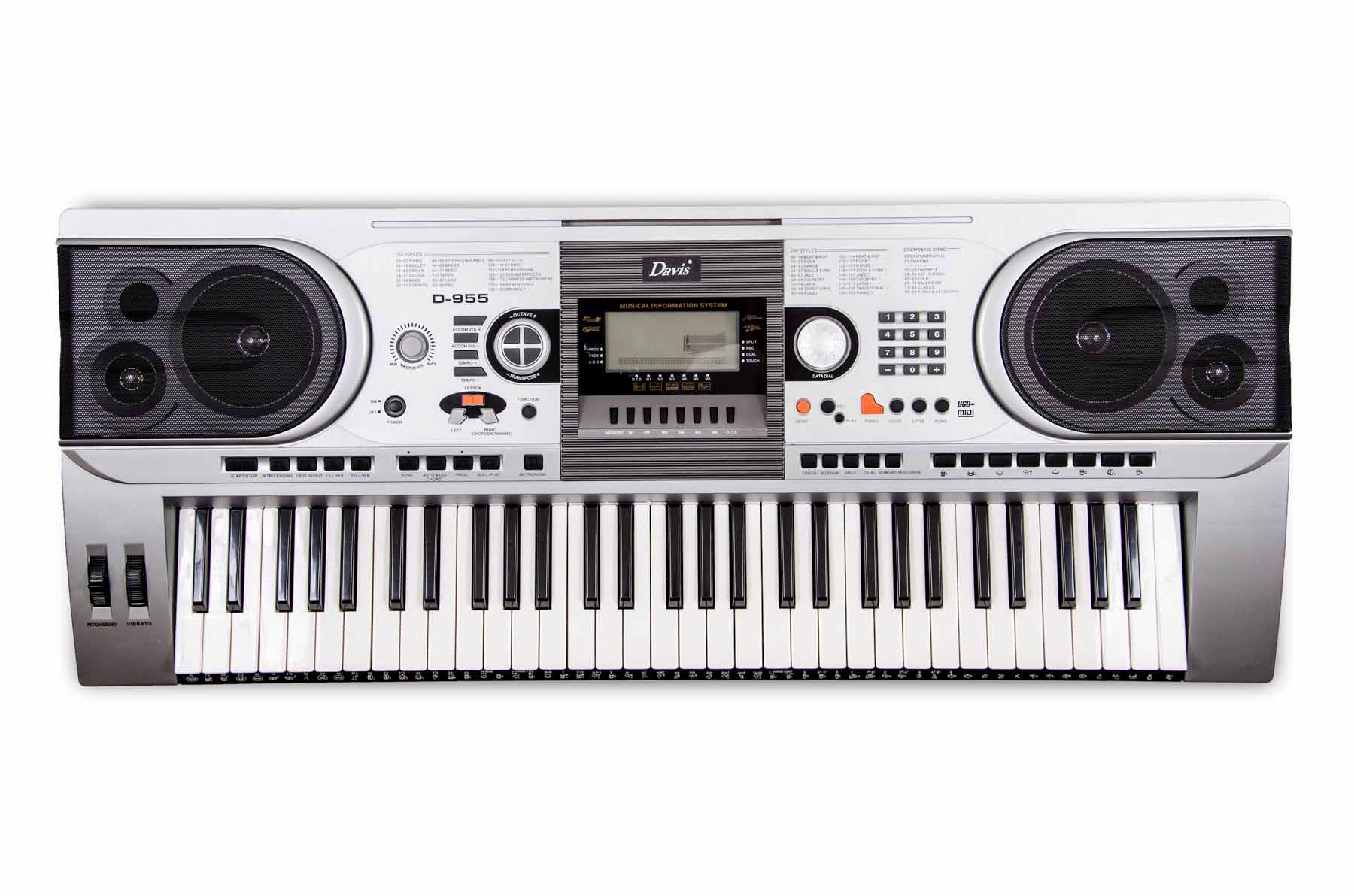 Davis Musical Instruments-D-955_0