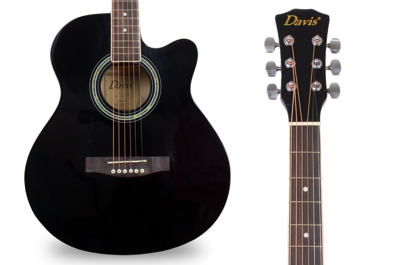 Davis Musical Instruments-DA-4007-BLK_2
