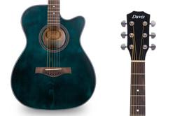 Davis Musical Instruments- DA-240-BL@2