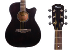 Davis Musical Instruments- DA-240-BK@2