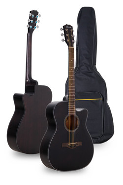 Davis Musical Instruments- DA-240-BK@0