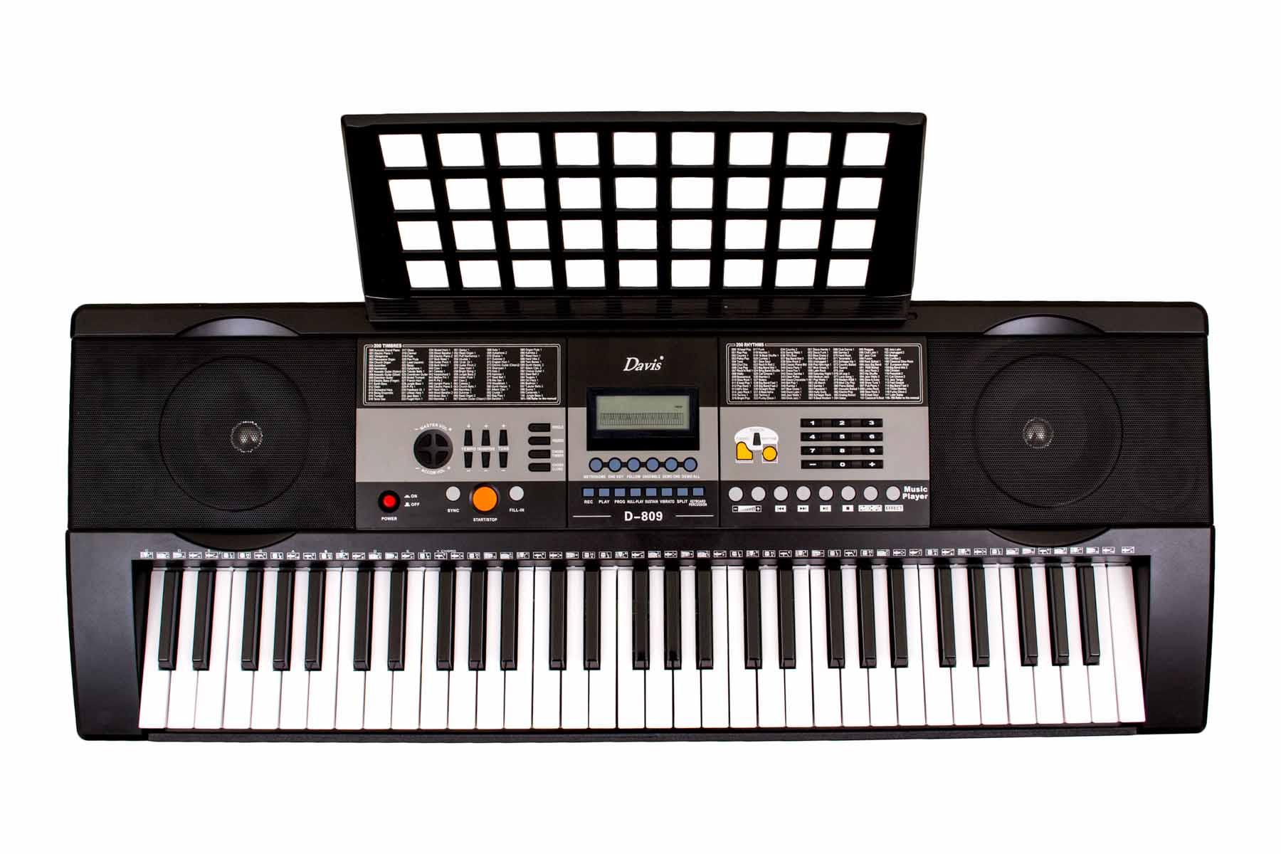 Davis Musical Instruments-D-809_1