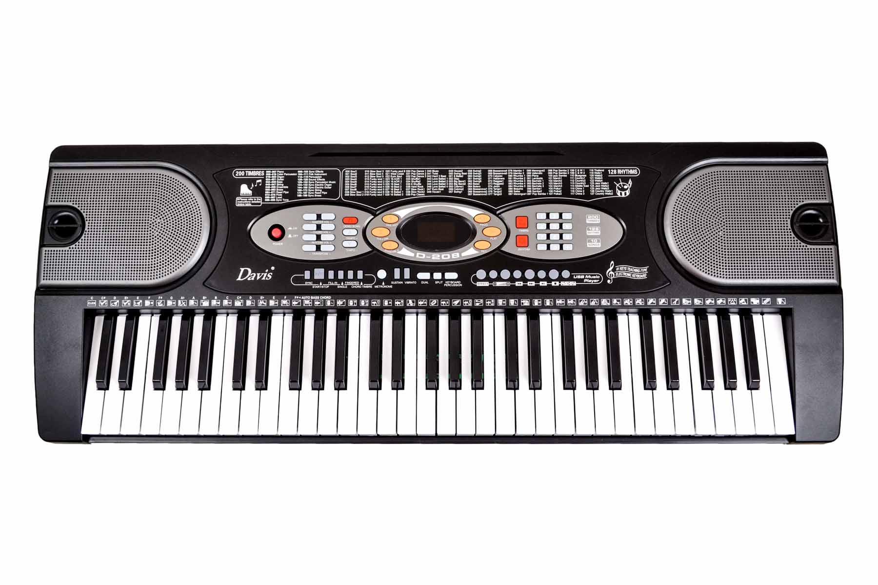Davis Musical Instruments-D-208_N0
