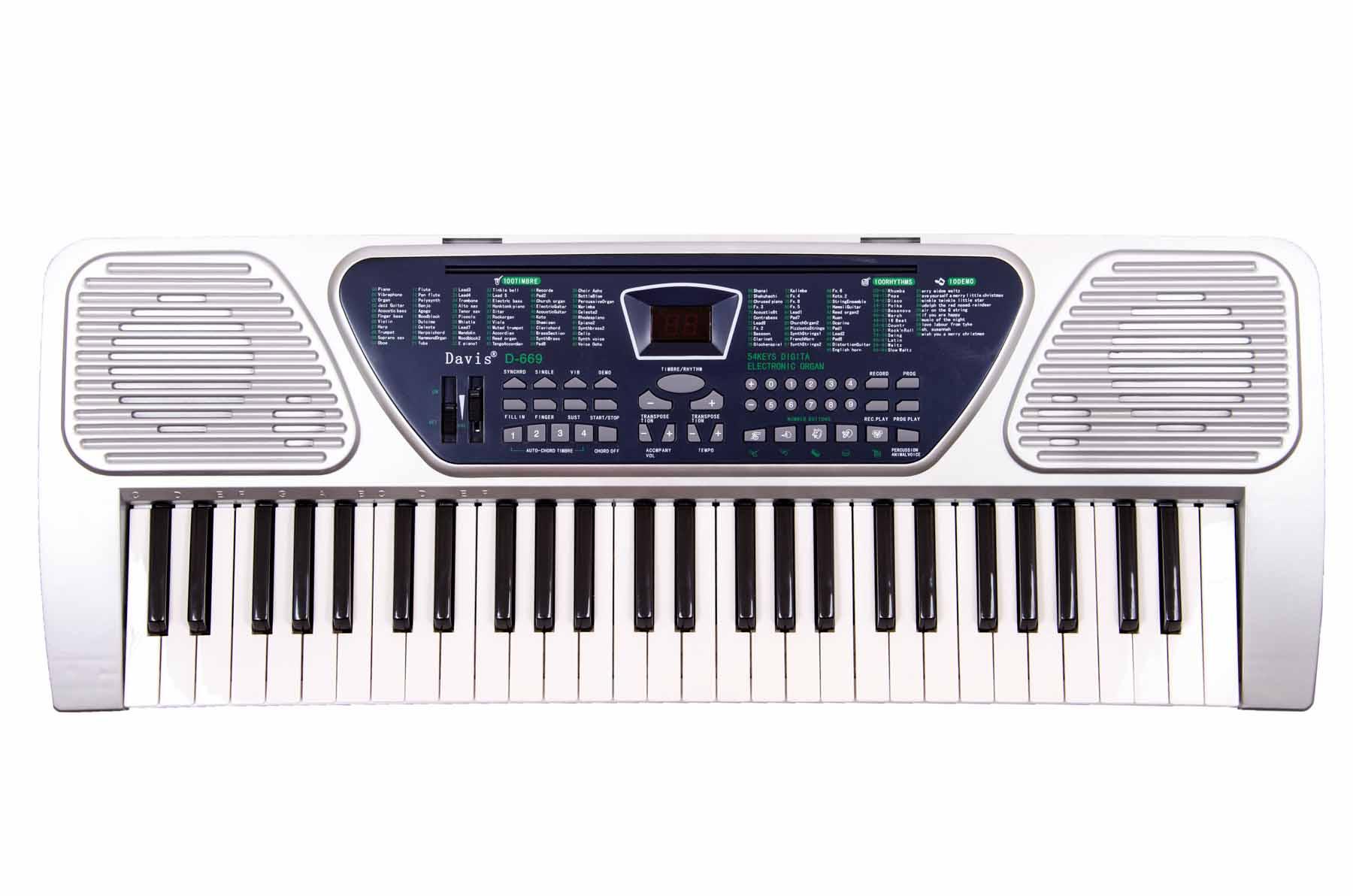 Davis Musical Instruments-D-669_0
