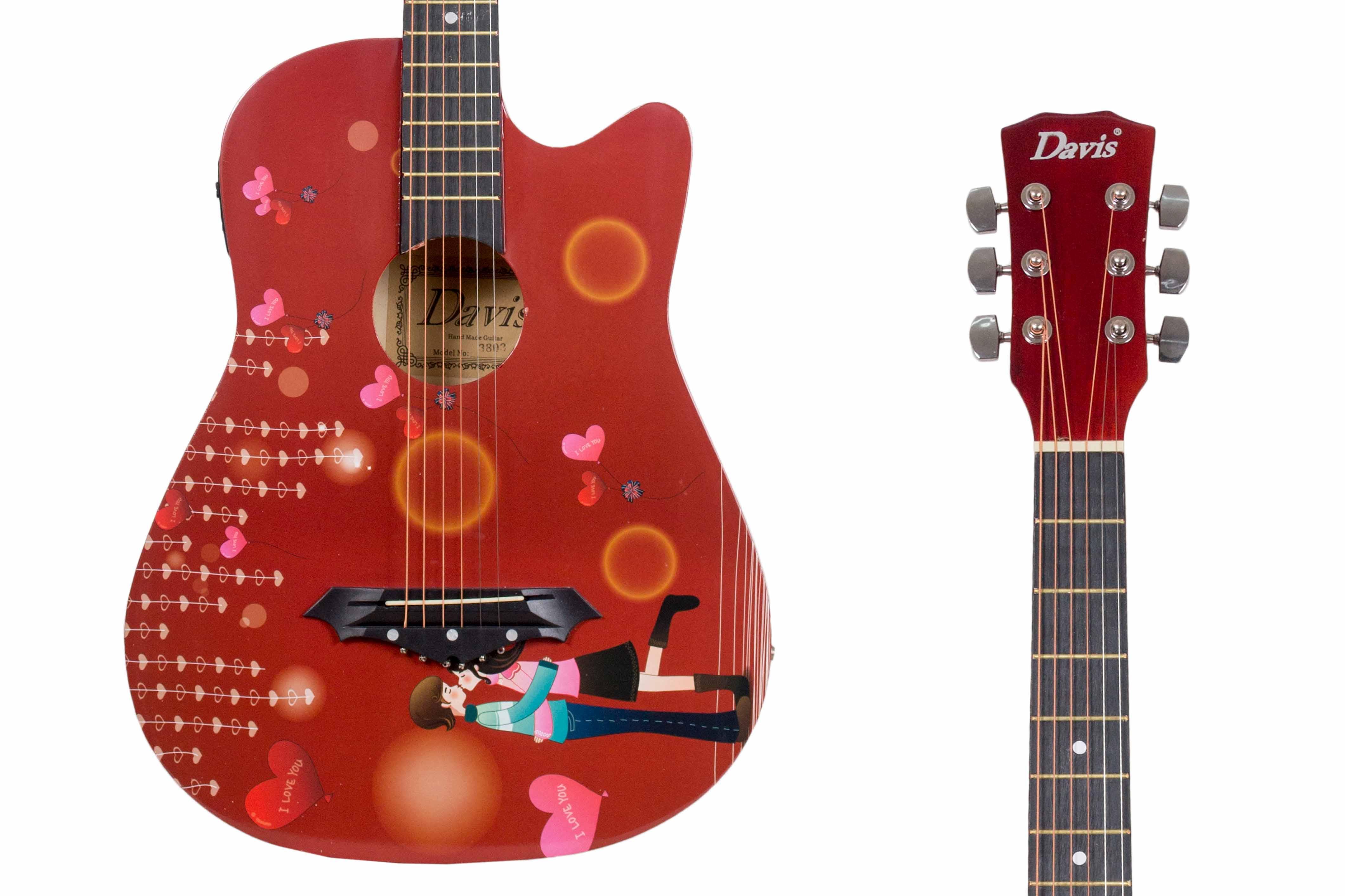 Davis Musical Instruments- D3803_2
