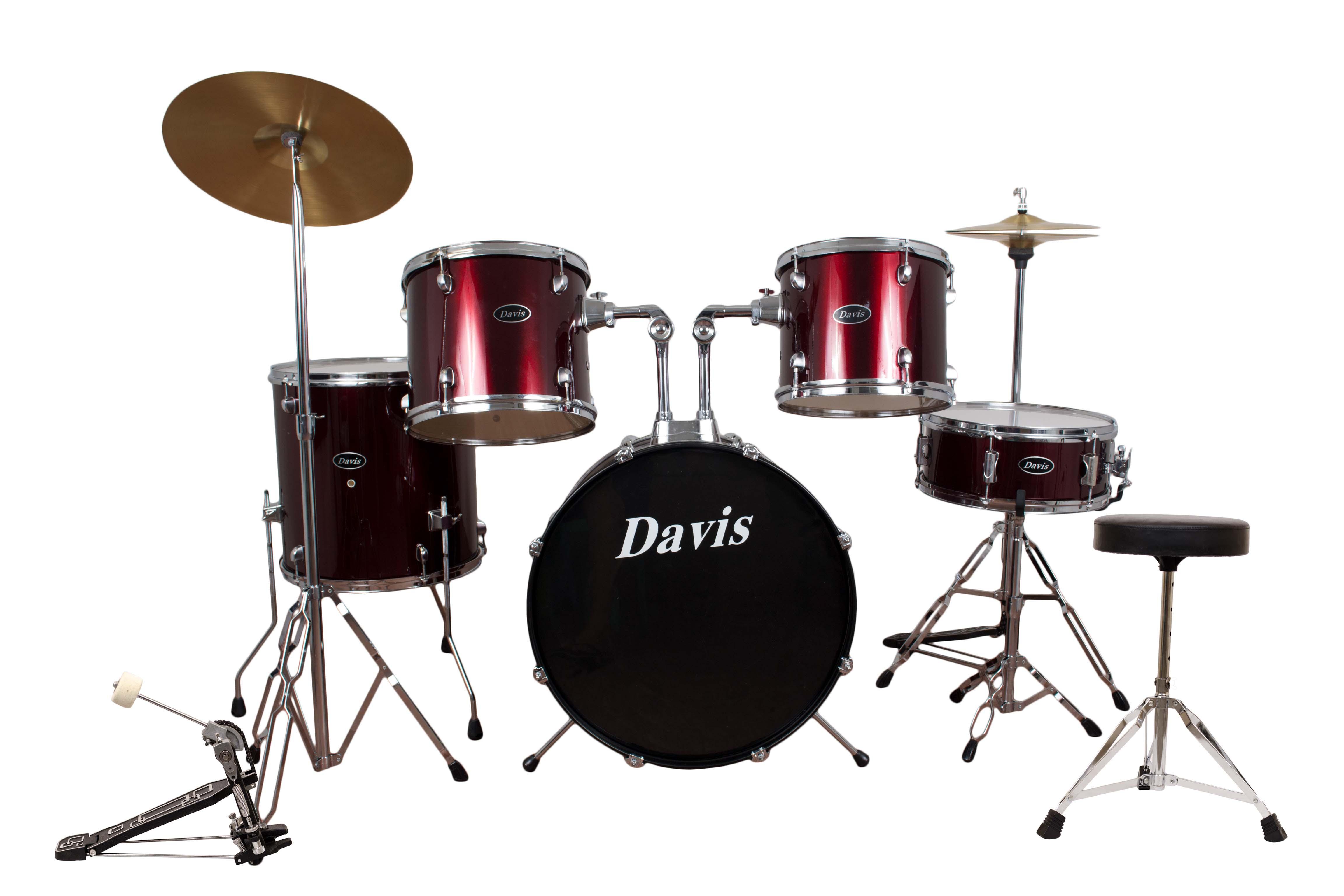 Davis Musical Instruments- DRS-08-RDS_0