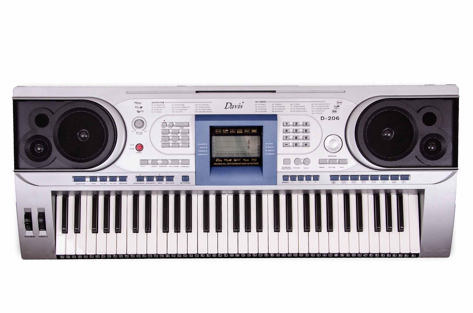 Davis Musical Instruments-D-206_0