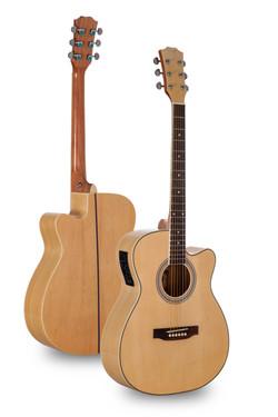 Davis Musical Instruments- DA108-N-EQ4@0