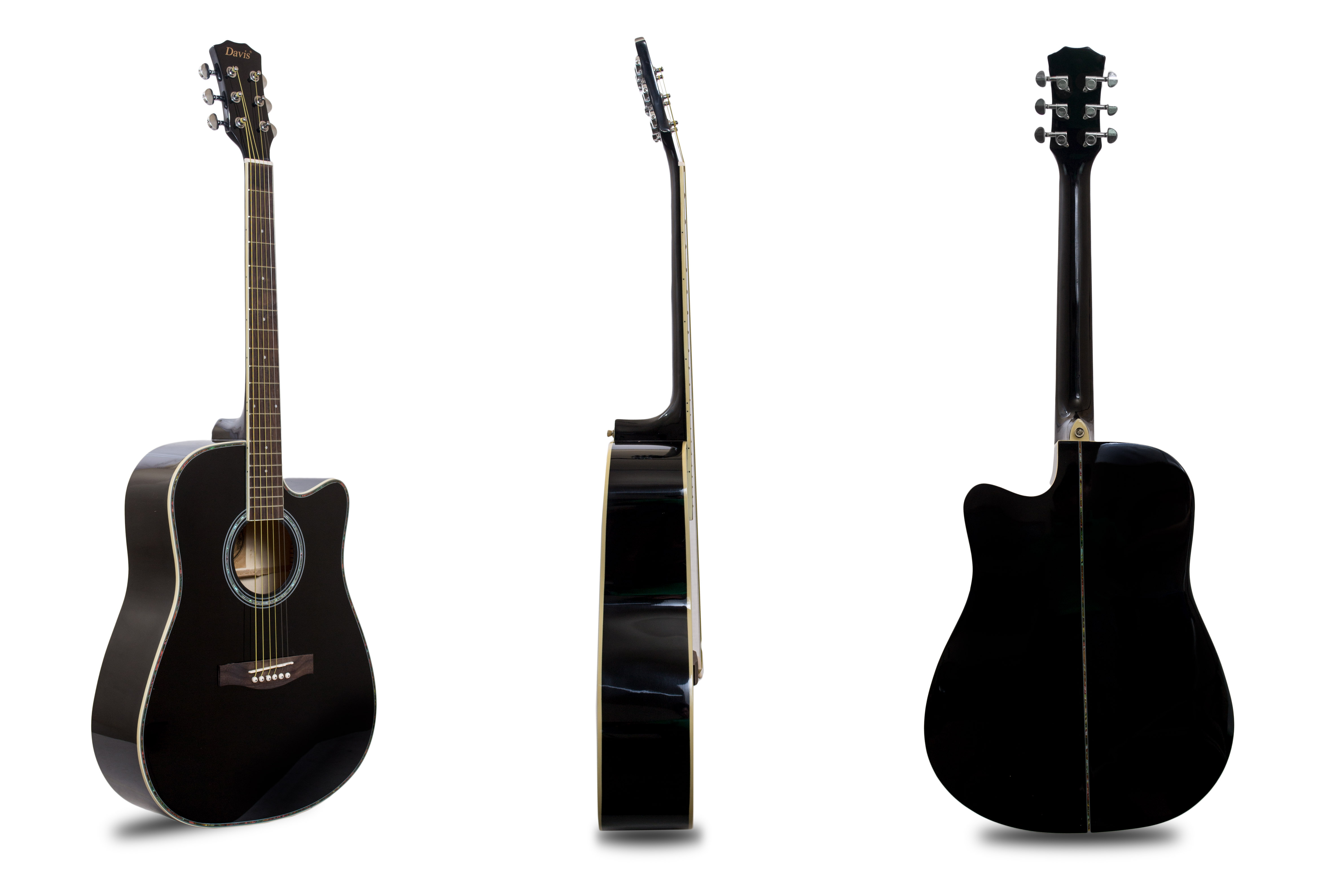 Davis Musical Instruments-DA-4103-BLK_1