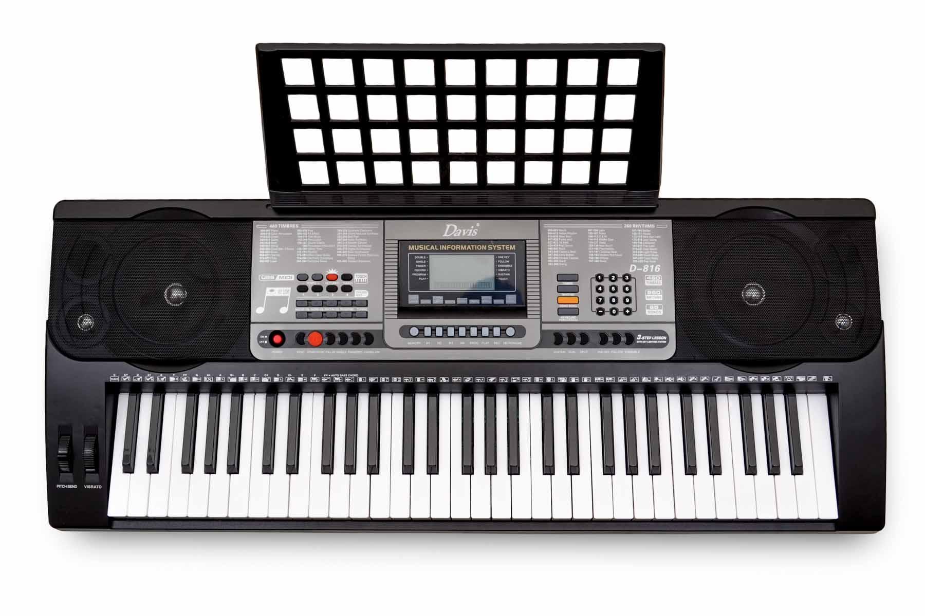 Davis Musical Instruments- D-816_1