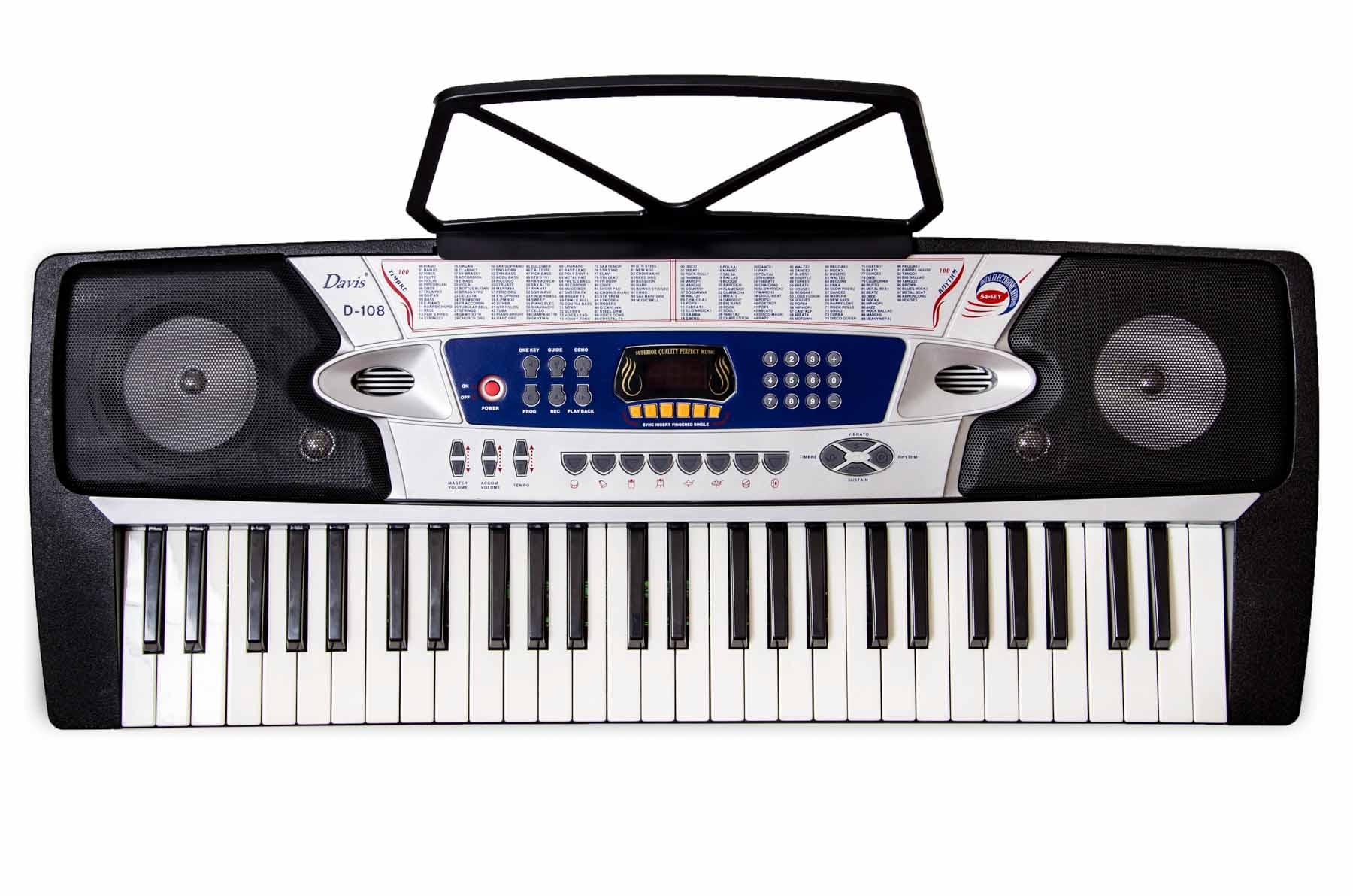 Davis Musical Instruments-D-108_1