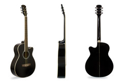 Davis Musical Instruments-DA-4003-BLK_1