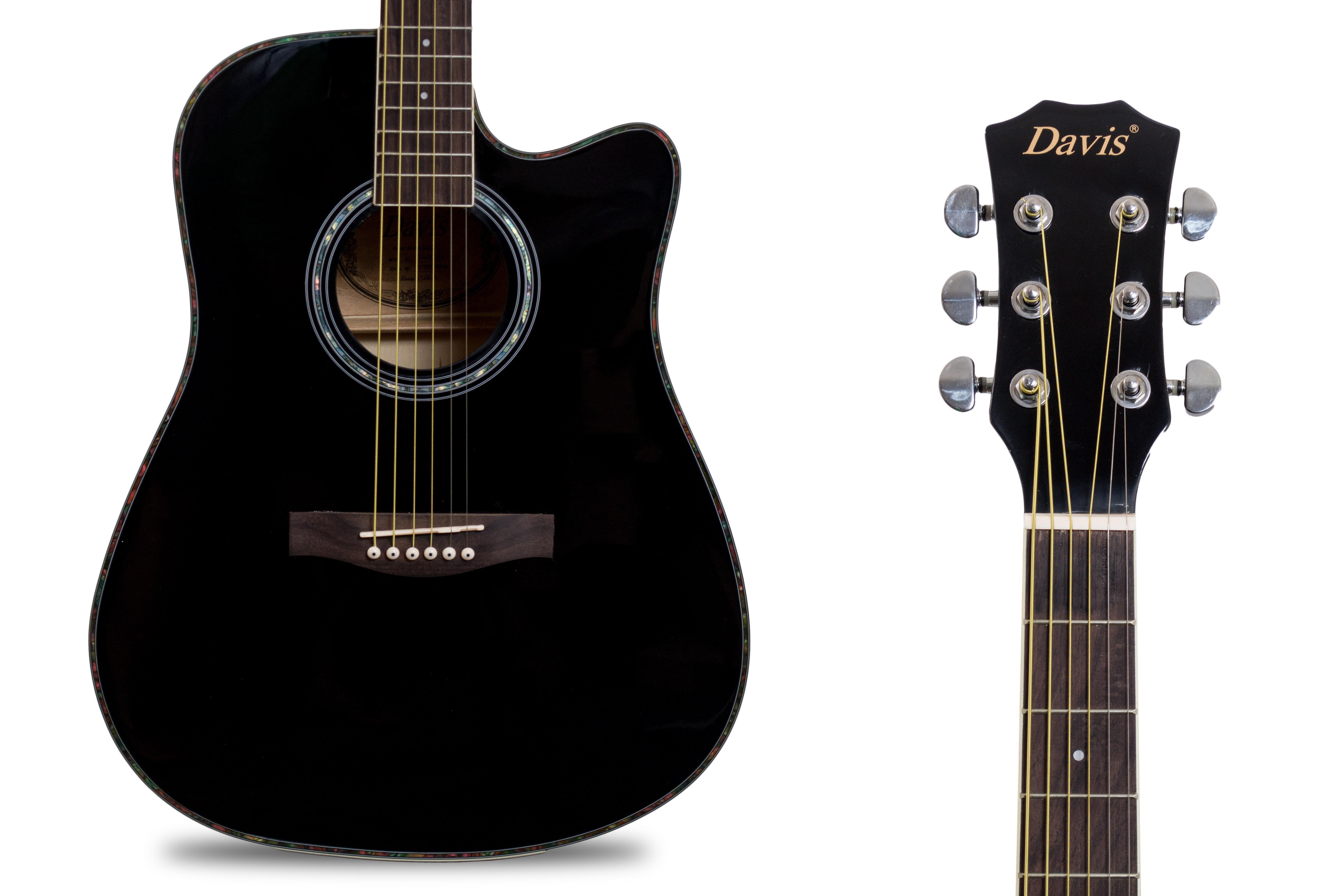 Davis Musical Instruments-DA-4103-BLK_2