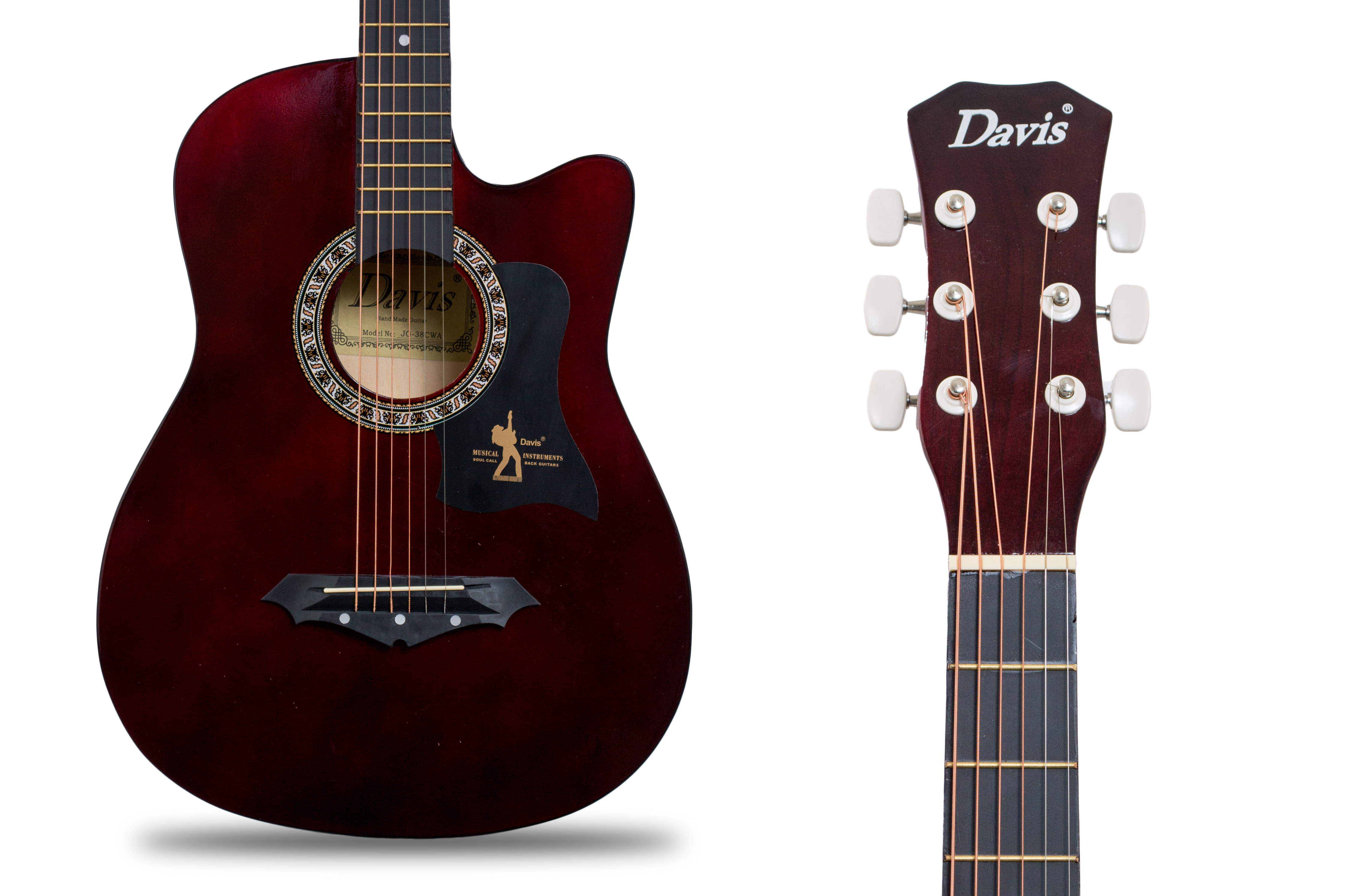 Davis Musical Instruments-JG38C-BR_2