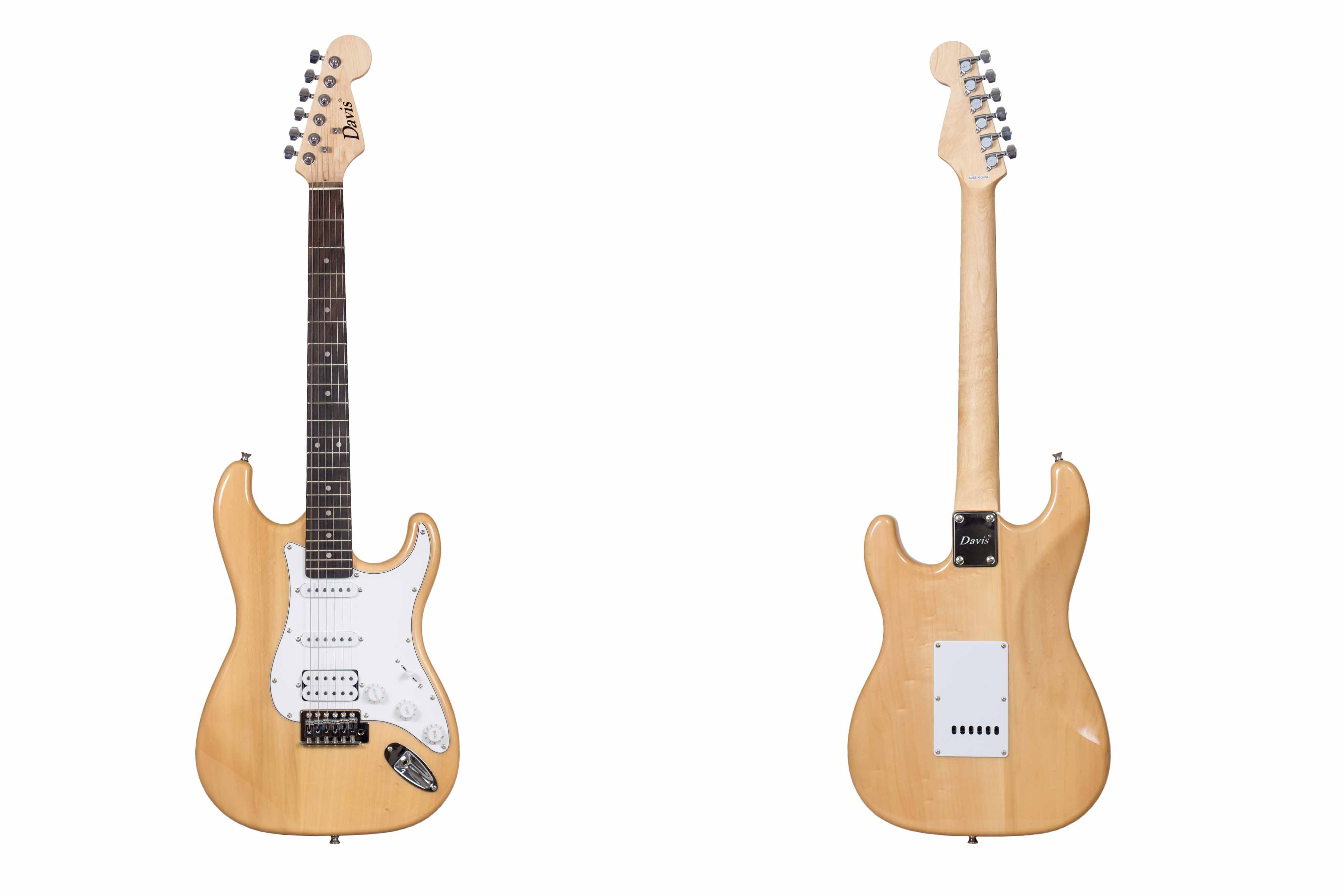 Davis Musical Instruments- ST1-2-N_1