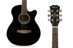 Davis Musical Instruments-DA-4003-BLK-_2