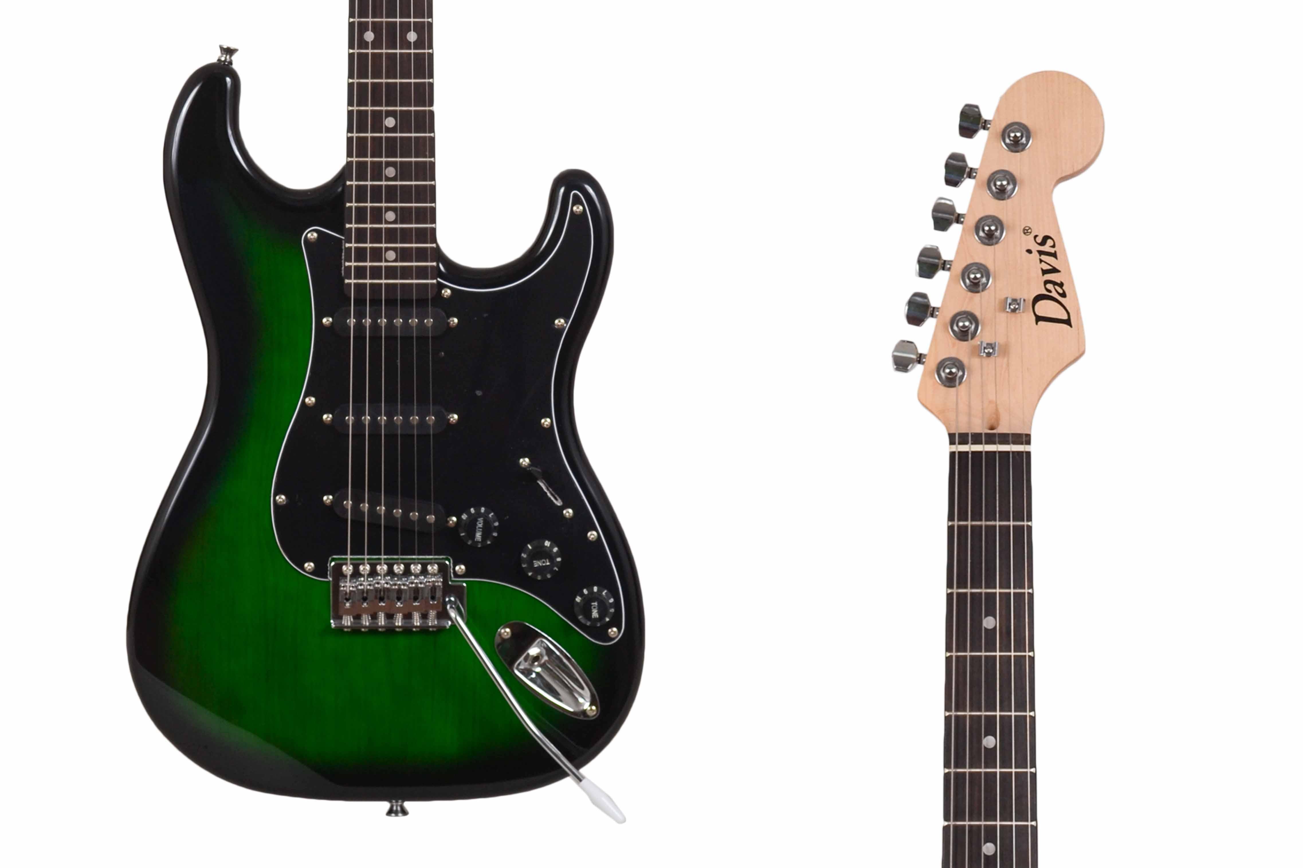 Davis Musical Instruments-ST1-GR_2