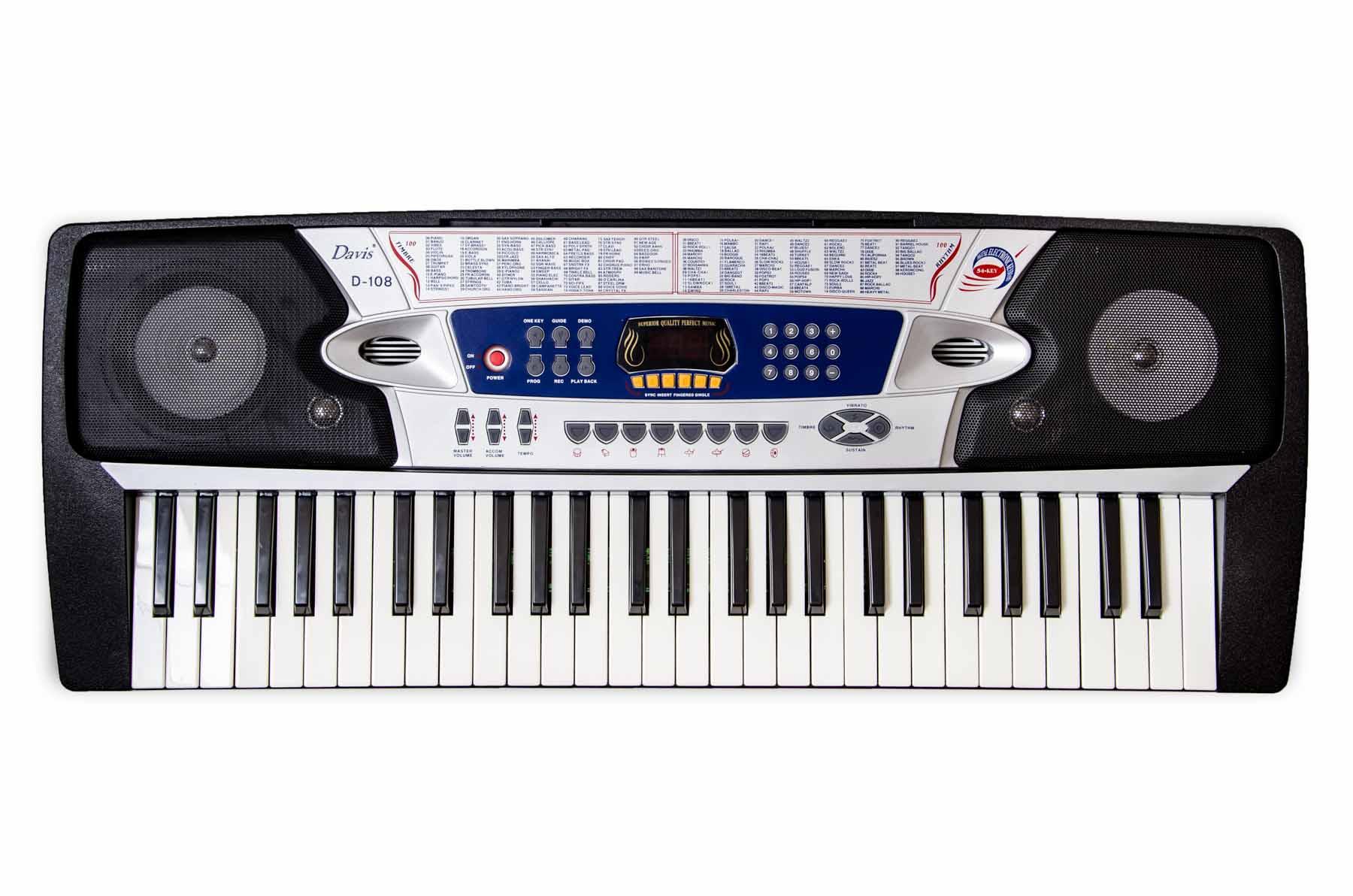 Davis Musical Instruments-D-108_0