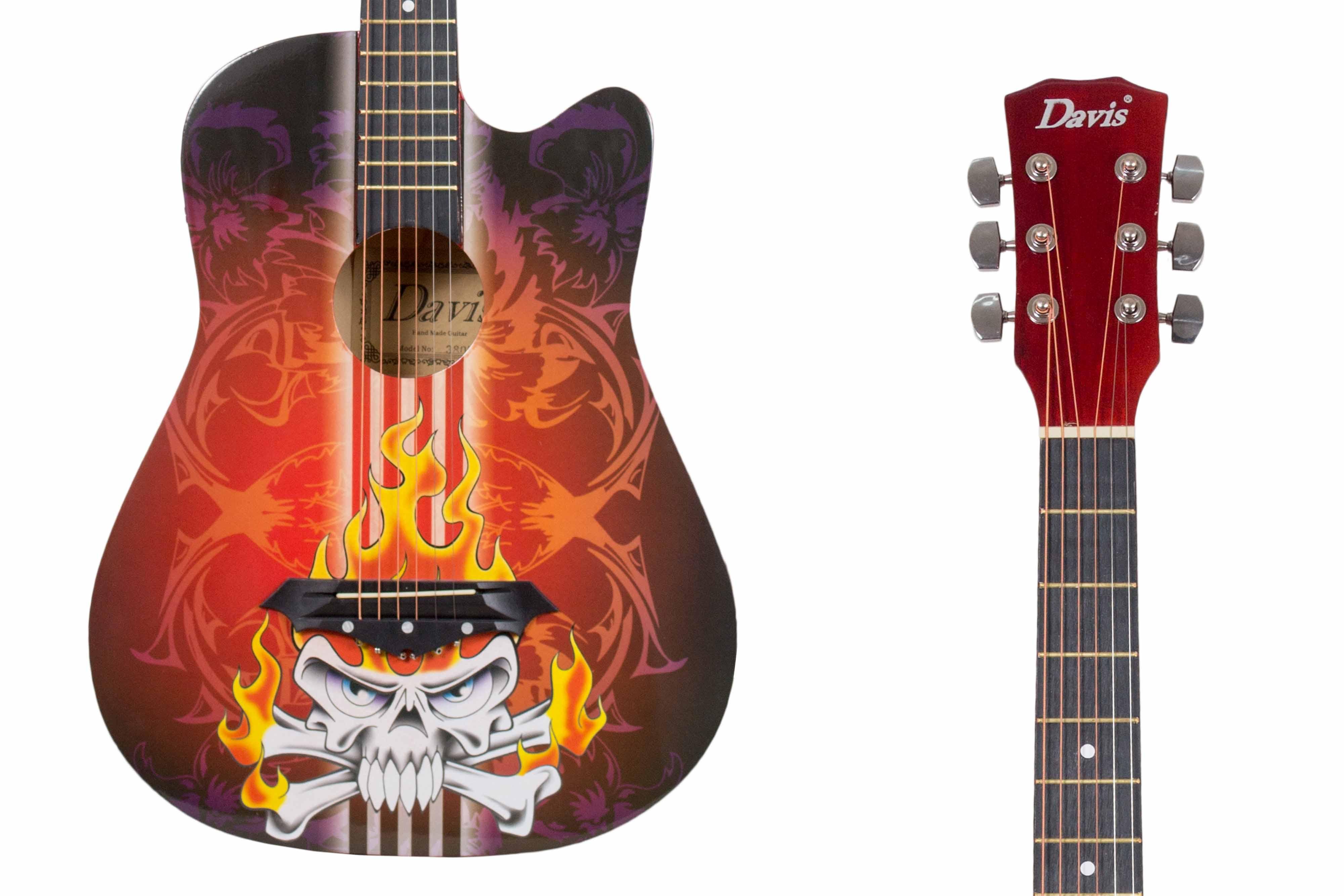 Davis Musical Instruments- D3805_2
