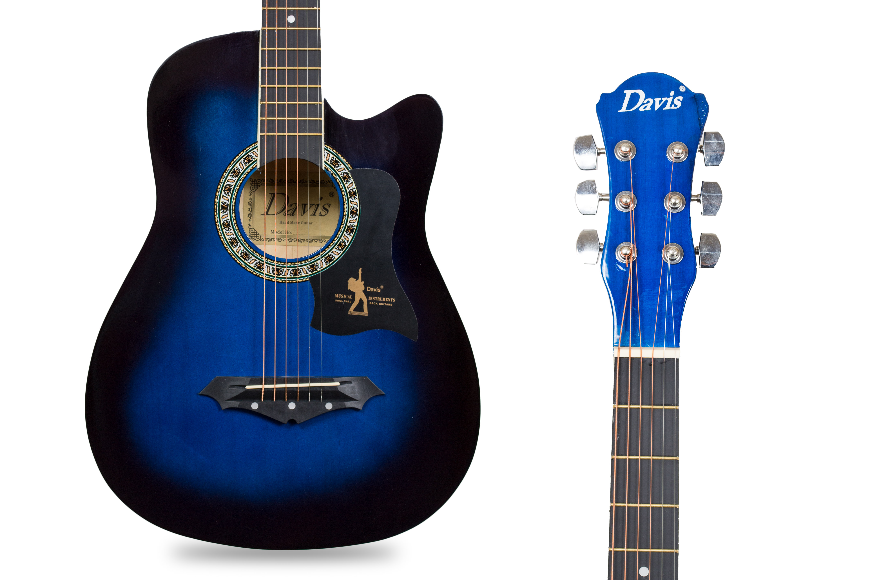 Davis Musical Instruments-JG380CBLS_2