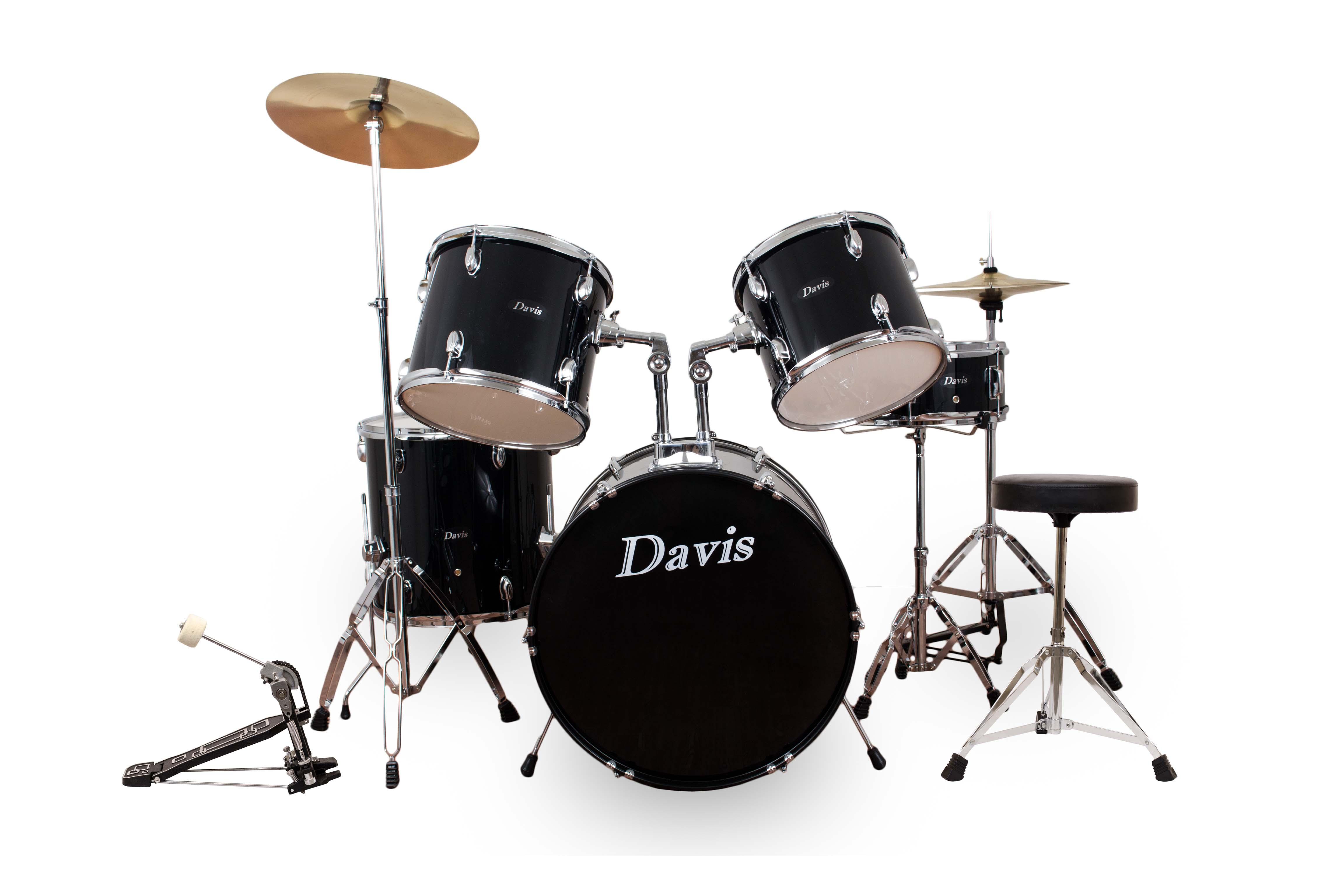 Davis Musical Instruments- DRS-03-BLK_0