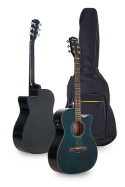 Davis Musical Instruments- DA-240-BL-EQT