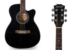 Davis Musical Instruments- DA008-BK@1