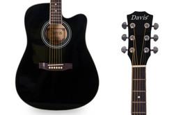 Davis Musical Instruments- DA108-BK@1
