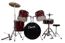 Davis Musical Instruments- DRS-03-RDS_0