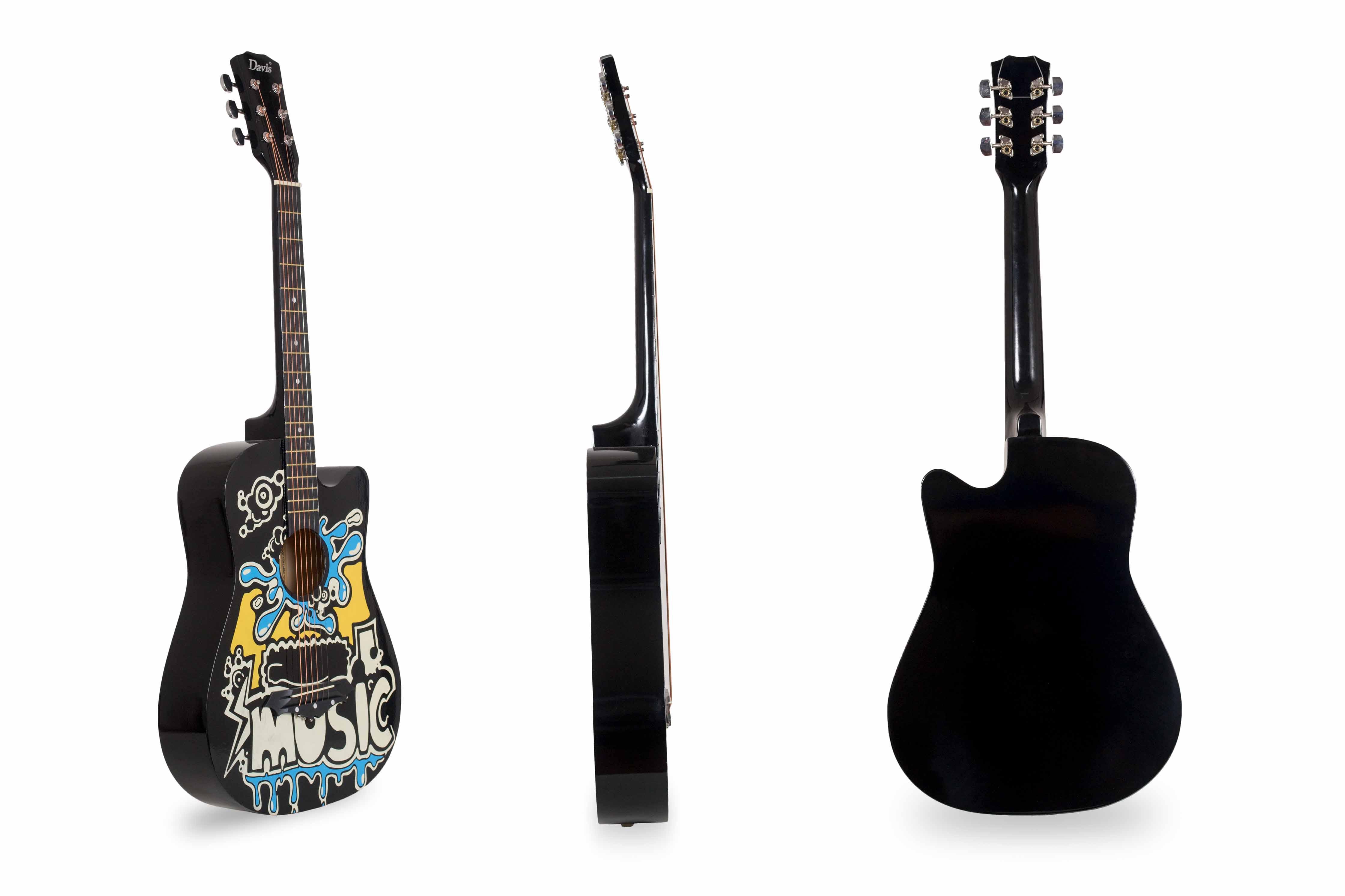 Davis Musical Instruments- D3804_1
