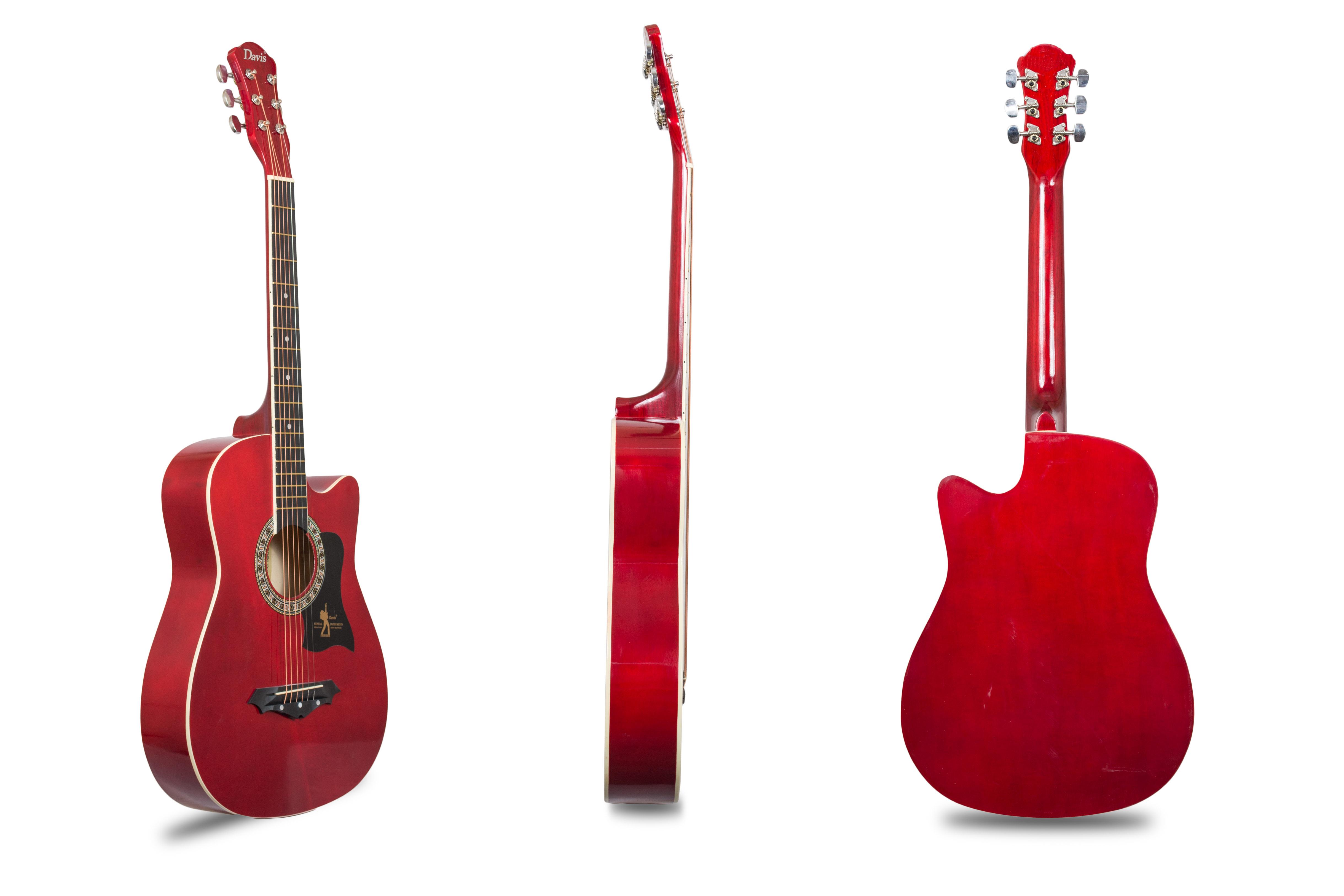 Davis Musical Instruments-JG380C-RDS_1