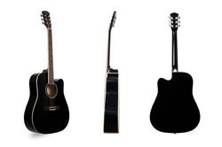Davis Musical Instruments-DA-4107-BLK_1