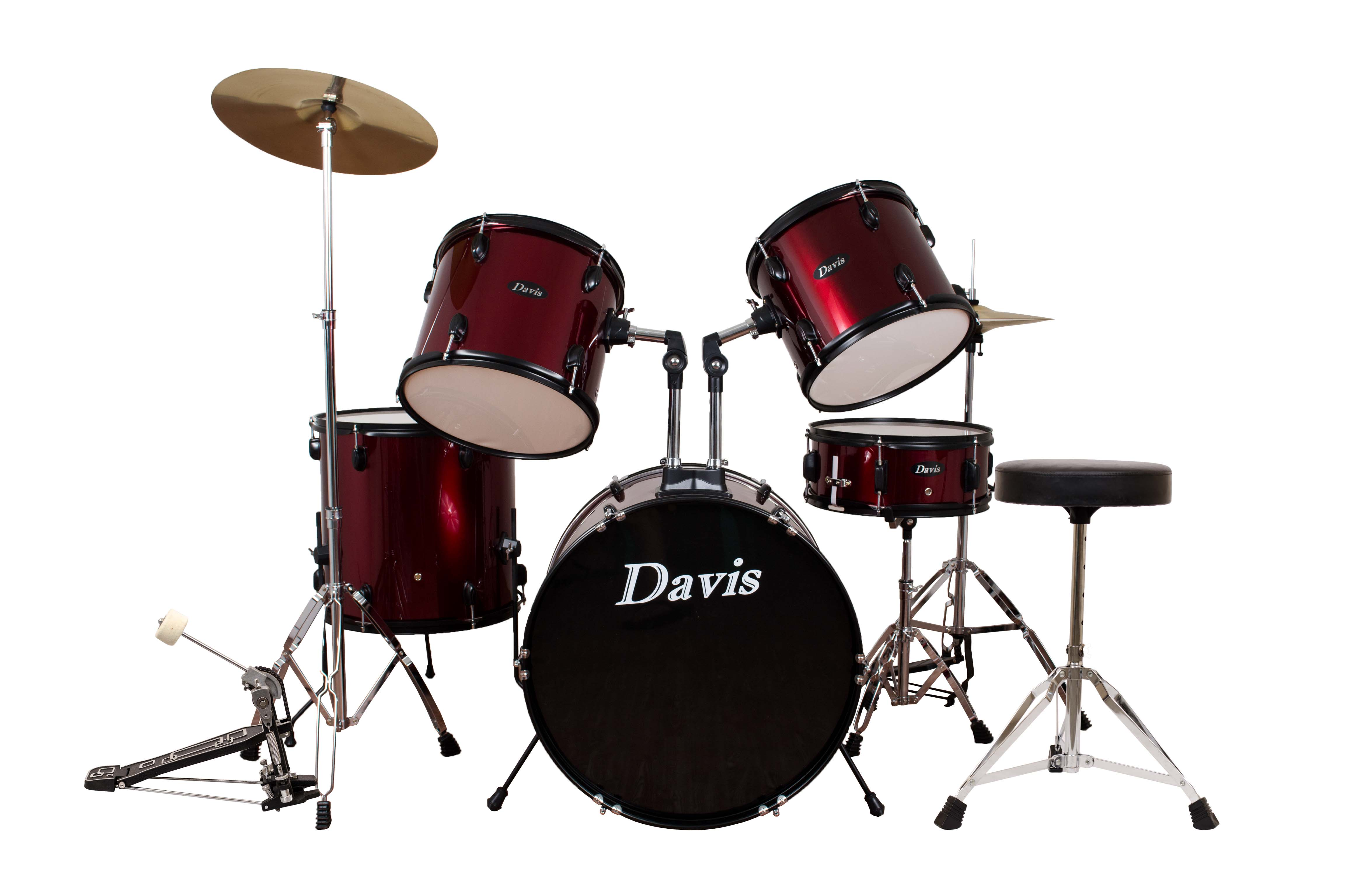 Davis Musical Instruments- DRS-03B-RDS_0