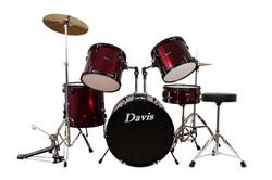 Davis Musical Instruments- DRS-03B-RDS_0