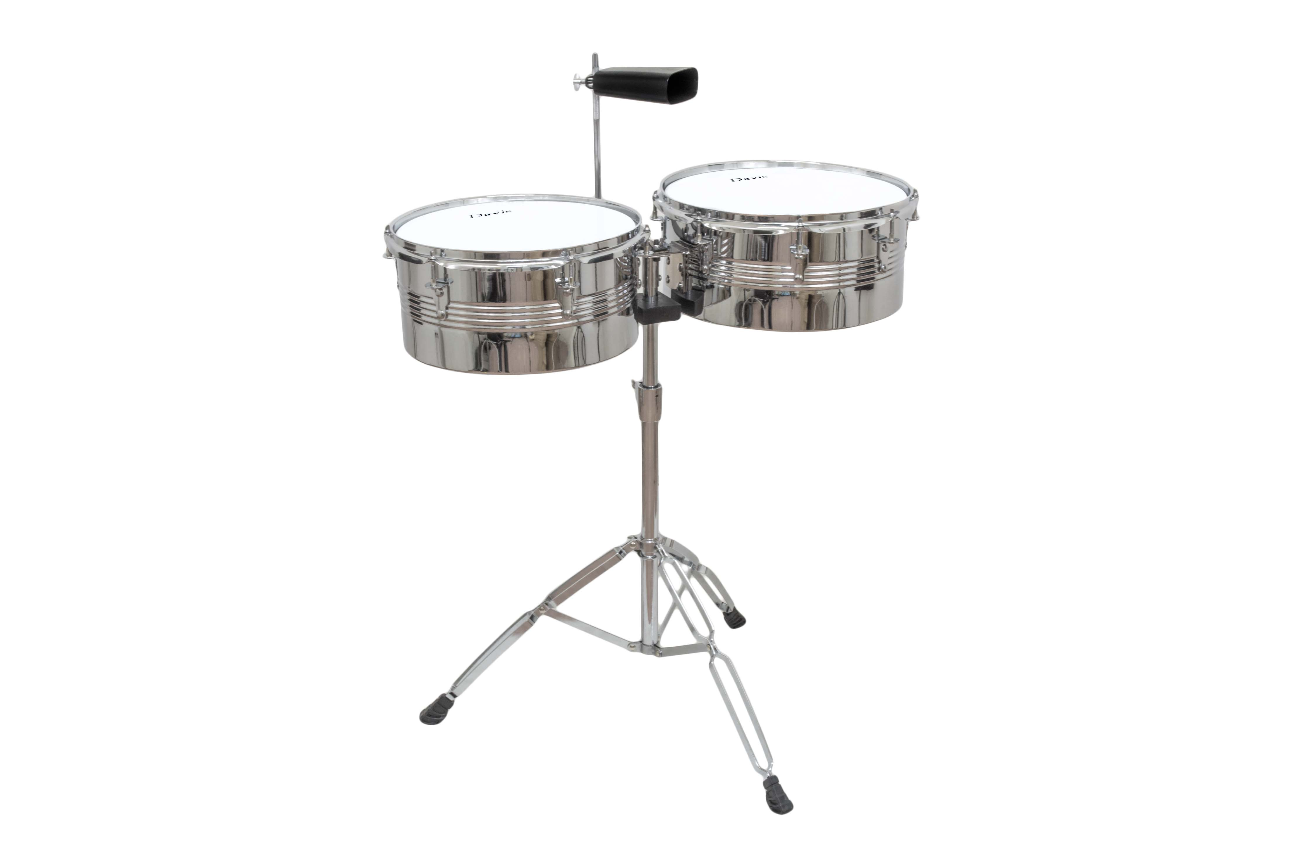 Davis Musical Instruments-Timbal drum-13,14_0