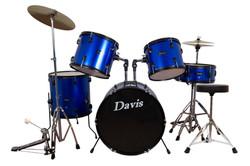 Davis Musical Instruments- DRS-03B-BLS_0