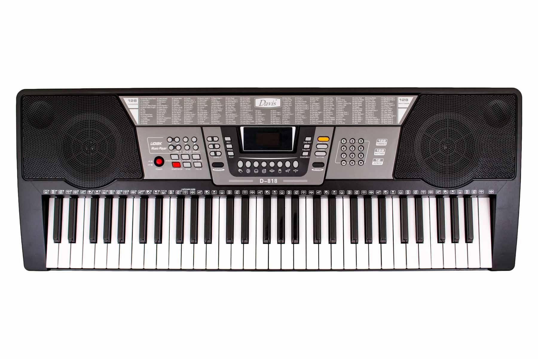 Davis Musical Instruments-D-818_0
