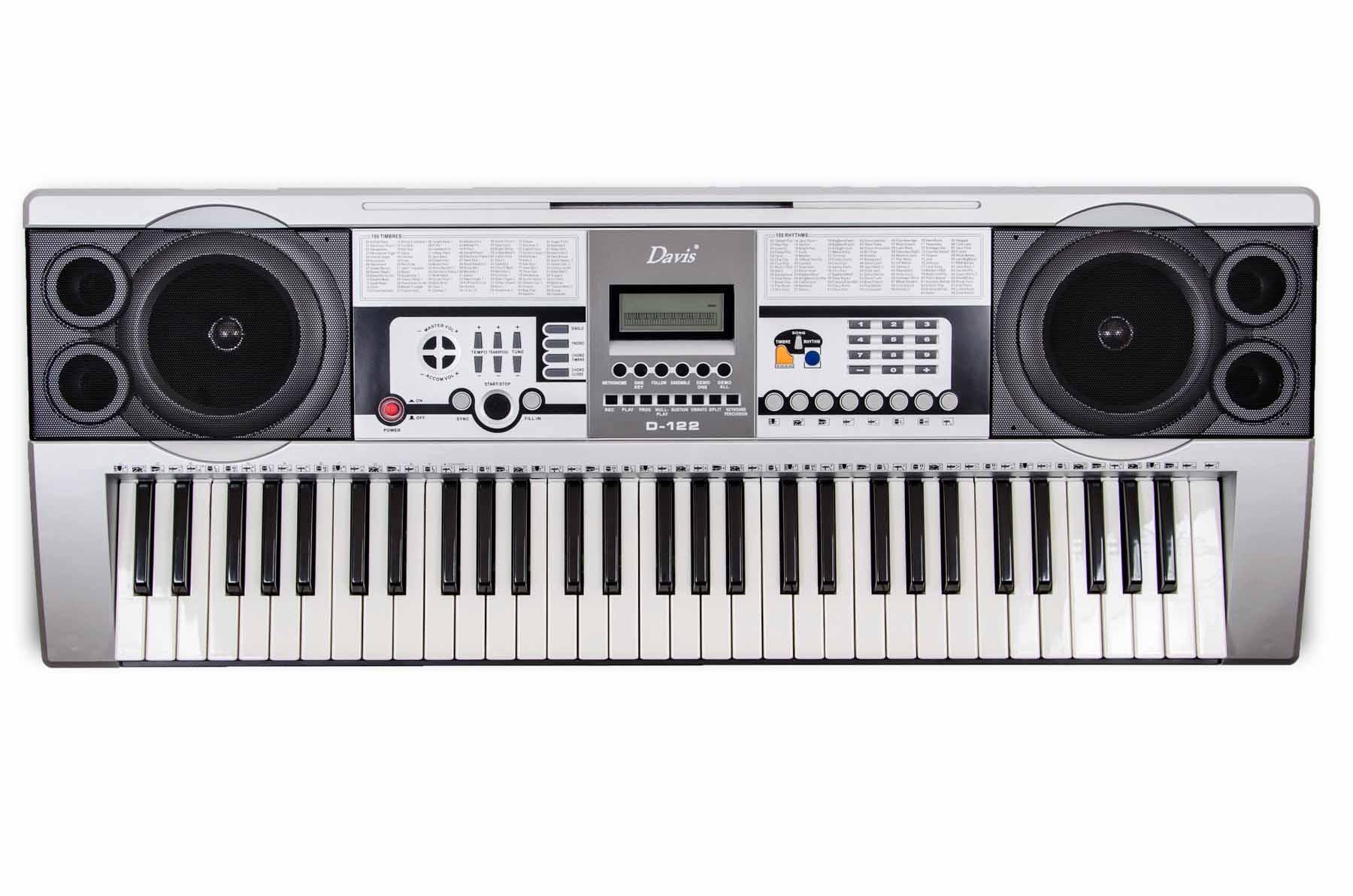 Davis Musical Instruments-D-122_0