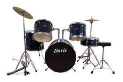 Davis Musical Instruments- DRS-08-BLK_0
