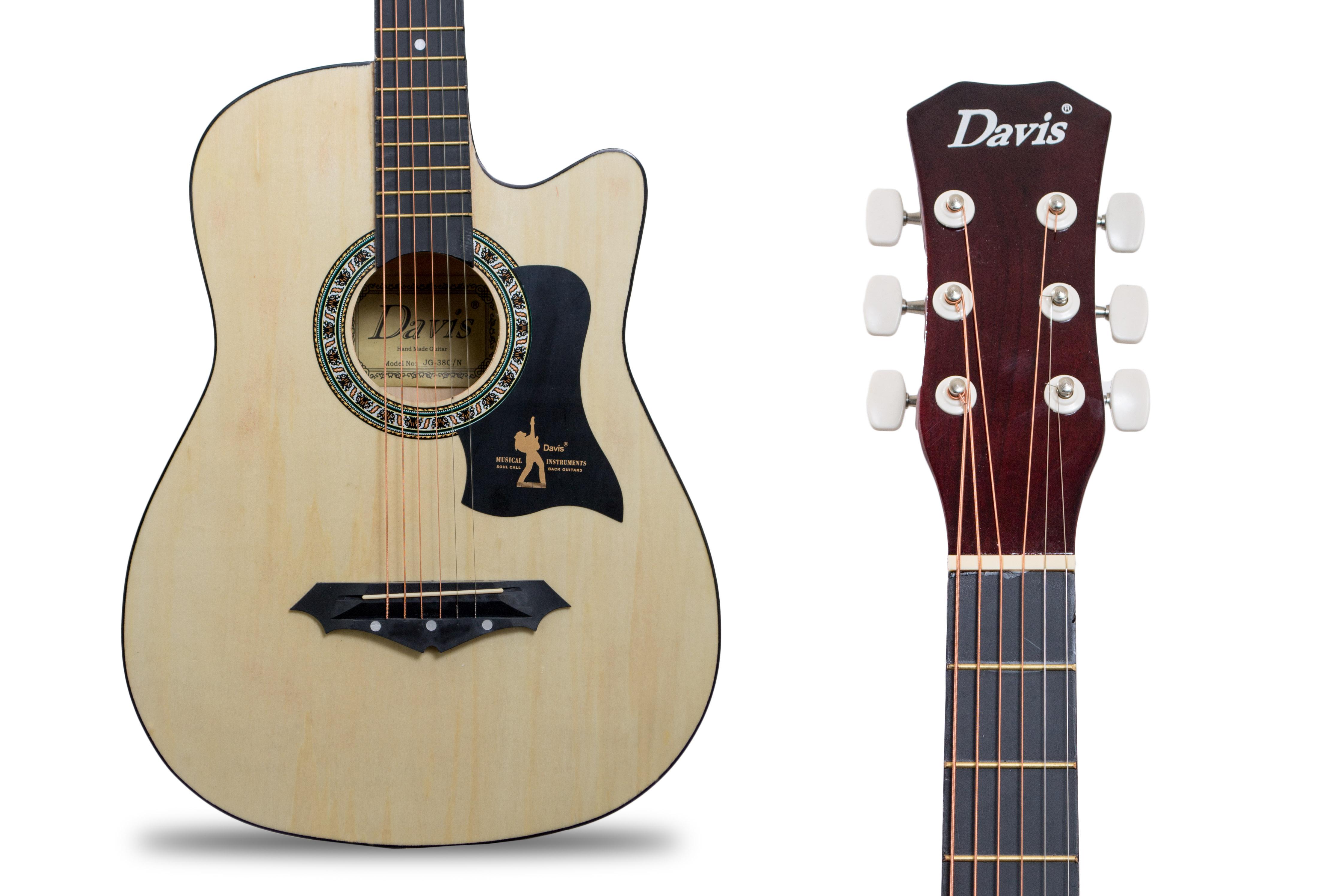 Davis Musical Instruments-JG38C-N_2