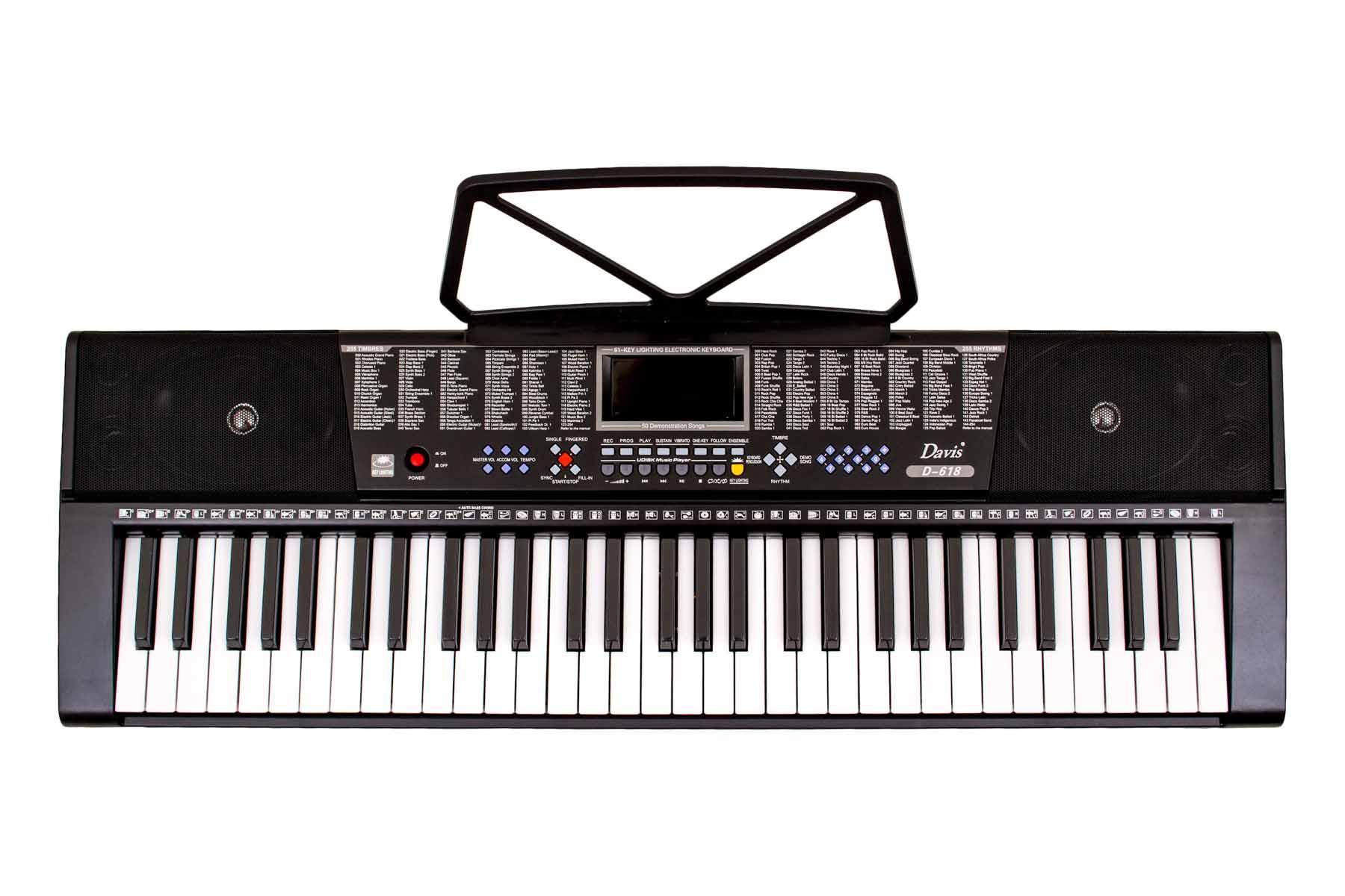 Davis Musical Instruments-D-618_1
