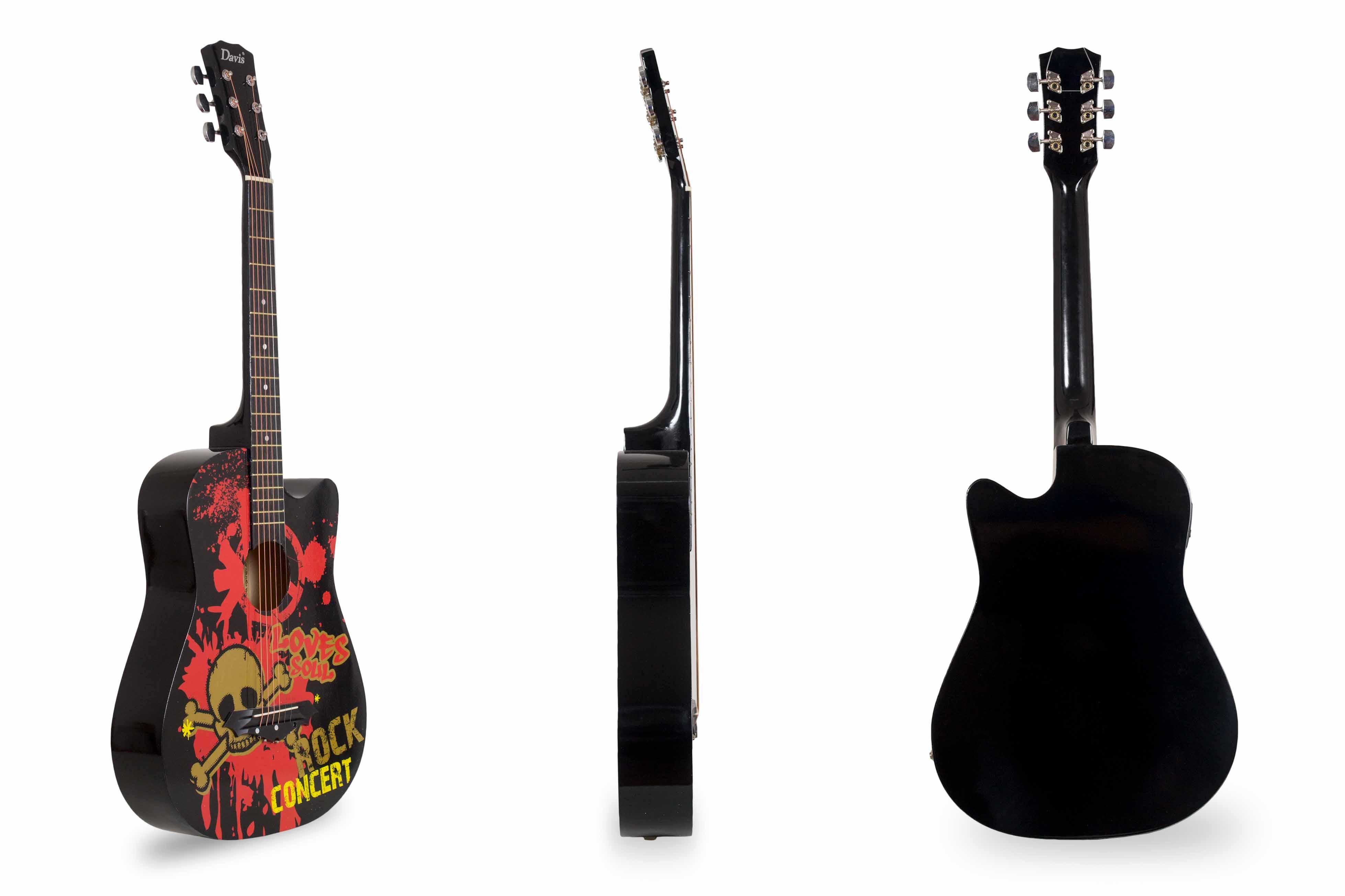 Davis Musical Instruments- D3806_1