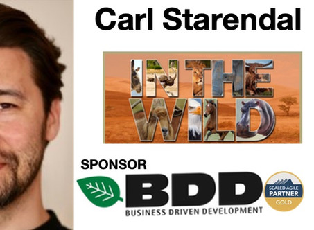 BDD hosts Meetup around Value Stream mapping with Carl Starendal