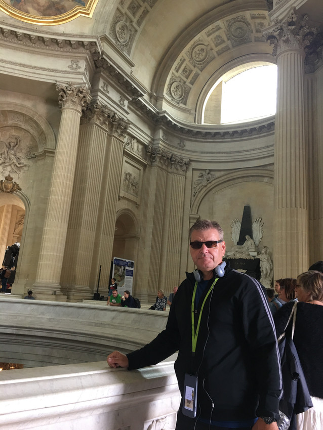 Paris Vacation