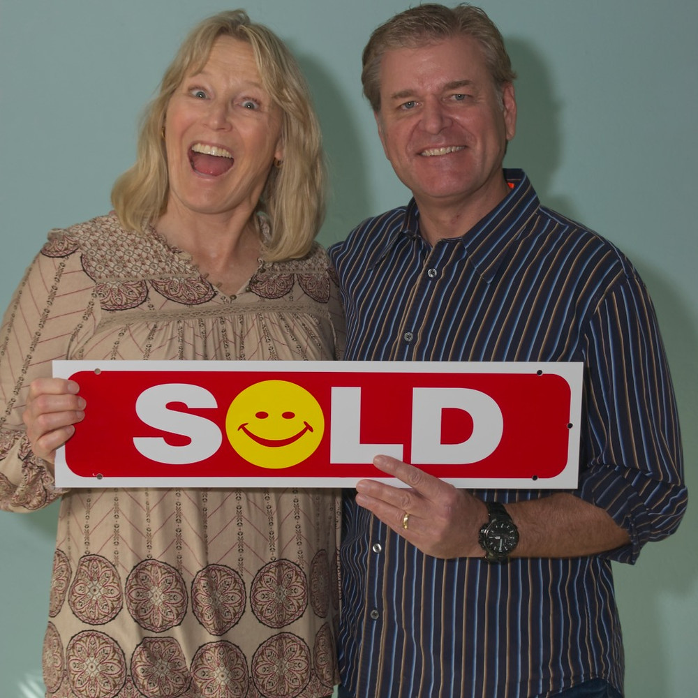 Selling homes in 72 hours | Can you see the excitement from our happy client?!